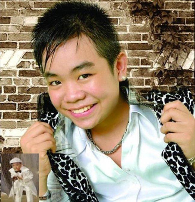 Từ năm lên 3 tuổi, Nguyễn Huy đã theo gia đình tham gia biểu diễn và xuất hiện trong một video ca nhạc.Là một ca sĩ nhí, Bé Châu lại gắnvới hình ảnh sành điệu, cùng dòng nhạc người lớn, thể hiệnnhững ca khúctình yêu, chia ly từng gây không ít tranh cãi.