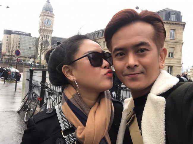 Sau hơn 2 năm hẹn hò, Hùng Thuận và bạn gái DJ vẫn vô cùng hạnh phúc, thường xuyên đi du lịch nhiều nơi.