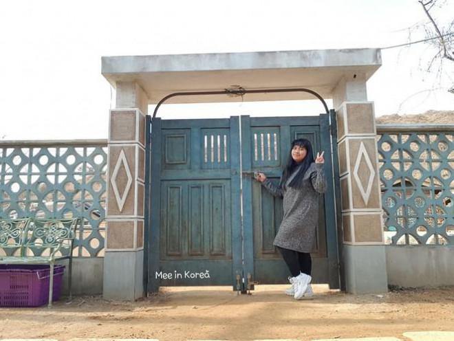 Giới trẻ check-in ngôi làng Triều Tiên mộc mạc trong 'Hạ cánh nơi anh' - 8