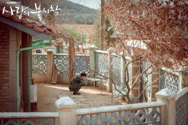 Giới trẻ check-in ngôi làng Triều Tiên mộc mạc trong 'Hạ cánh nơi anh' - 12