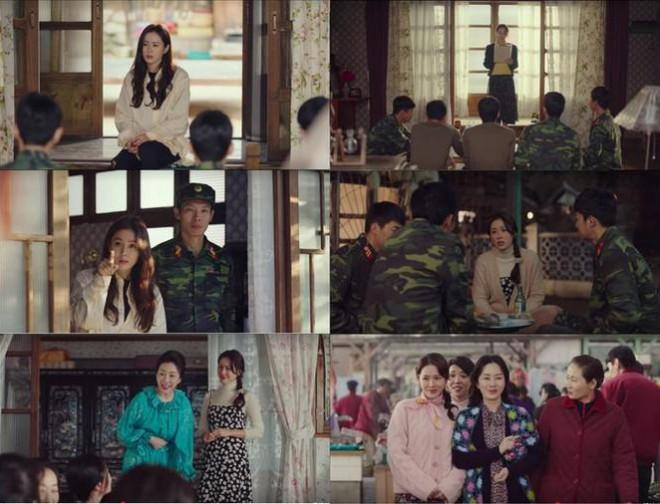 Giới trẻ check-in ngôi làng Triều Tiên mộc mạc trong 'Hạ cánh nơi anh' - 16