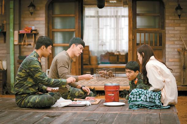 Giới trẻ check-in ngôi làng Triều Tiên mộc mạc trong 'Hạ cánh nơi anh' - 6