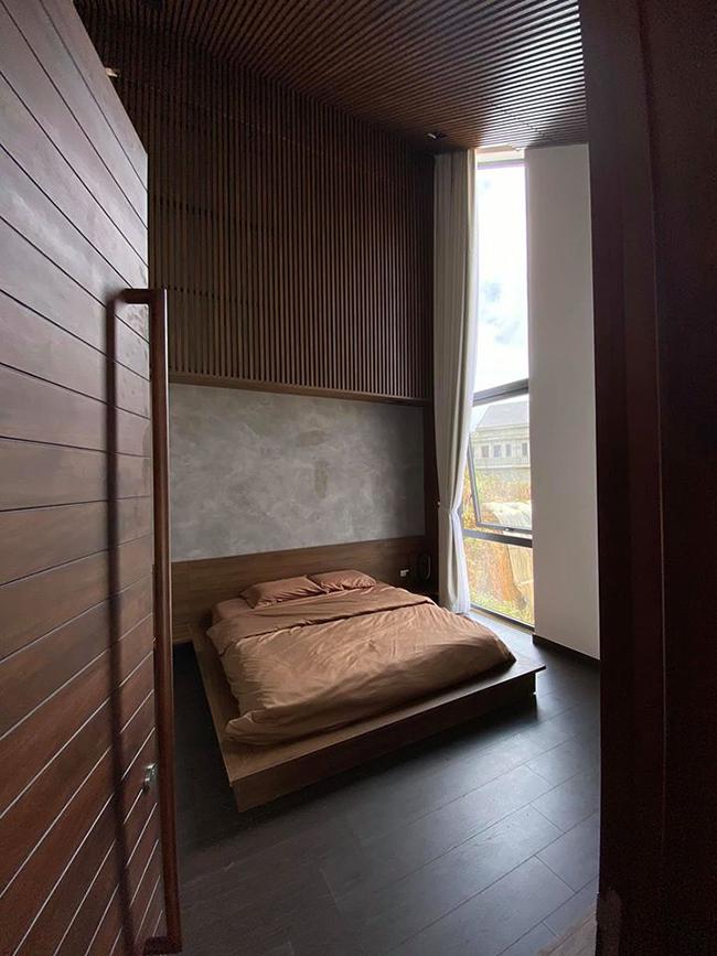 Theo Tóc Tiên chia sẻ, về sau cô sẽ dùng biệt thự đểkinh doanh homestay.