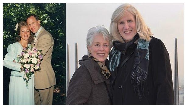 24 năm hạnh phúc của người vợ ủng hộ chồng chuyển giới thành phụ nữ - 1