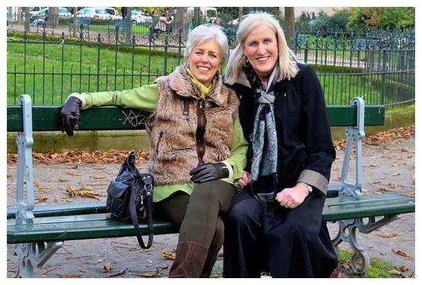 24 năm hạnh phúc của người vợ ủng hộ chồng chuyển giới thành phụ nữ - 3