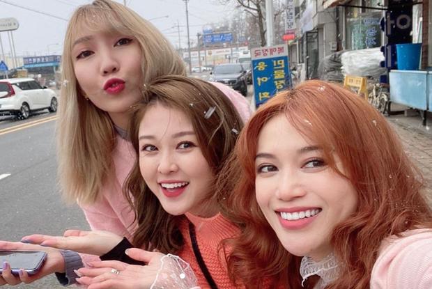 Ngô Kiến Huy lộ dấu vết hẹn hò với hot girl có nút Kim cương YouTube đầu tiên tại VN? - 3