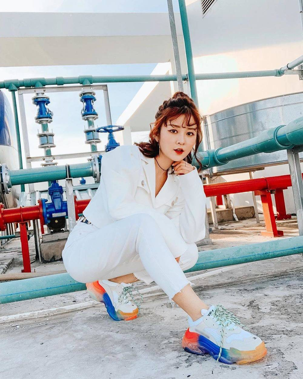 Ngô Kiến Huy lộ dấu vết hẹn hò với hot girl có nút Kim cương YouTube đầu tiên tại VN? - 7