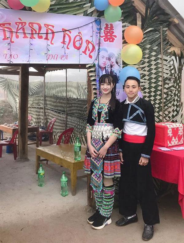 Cô dâu người dân tộc xinh như hoa trong đám cưới Tây Bắc - 2