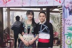 Cô dâu người dân tộc H'Mông xinh như hoa trong đám cưới Tây Bắc