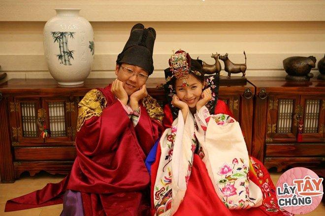 Cô gái Tây Ninh lấy chồng Hàn Quốc, 8 năm sống chung chưa 1 lần nhận quà 8/3 - 4