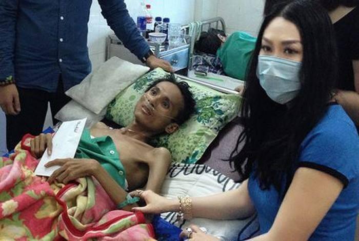 """Ca sĩ """"da bọc xương"""" Thái Lan Viên lộ hình ảnh khác lạ sau thời gian bạo bệnh - 3"""