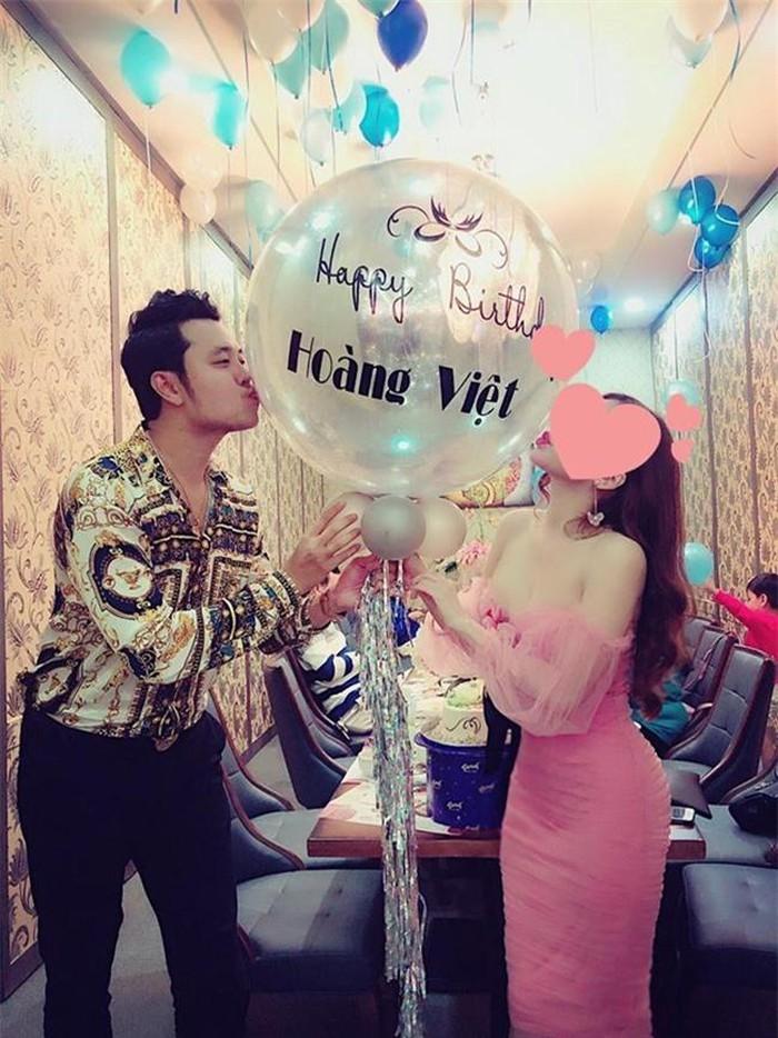 Sau chia tay nữ tỷ phú hơn 32 tuổi, Vũ Hoàng Việt tiết lộ về bạn gái mới - 6