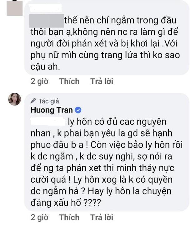 Vợ cũ sexy của Việt Anh dạy cách nắm giữ đàn ông, dân mạng tranh cãi nảy lửa - 4