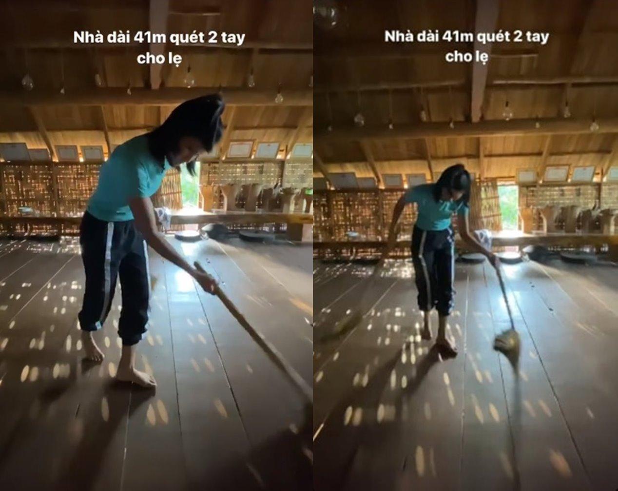 Bất ngờ trước ngôi nhà sàn dài 41m ở Đắk Lắk của hoa hậu H'Hen Niê - 1