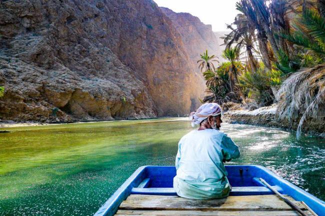 Những kỳ quan ẩn náu giữa sa mạc khắp thế giới - 2