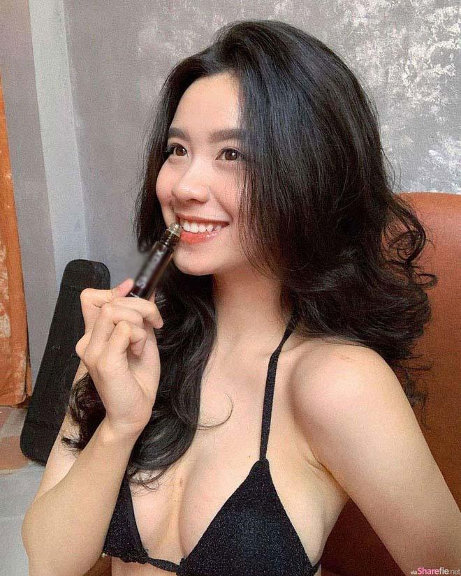 Cô gái Thanh Hóa xinh đẹp bất ngờ nổi tiếng MXH Trung Quốc - 11
