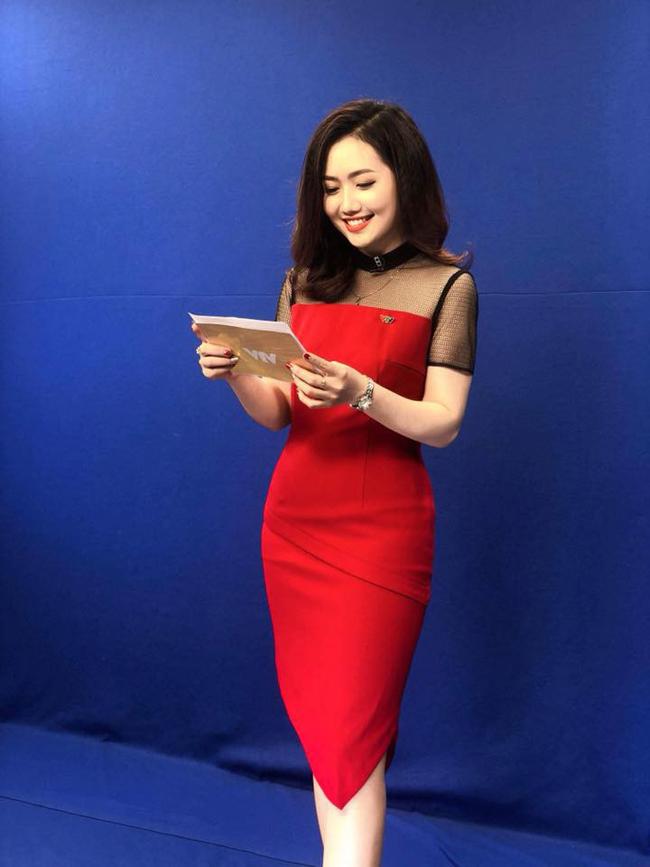 Dương Huyền là nữ biên tập viên, MC thời tiết của đài truyền hình VTV.