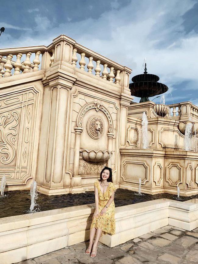 Người đẹp thường đi du lịch ở những địa điểm có kiến trúc được đánh giá cao.