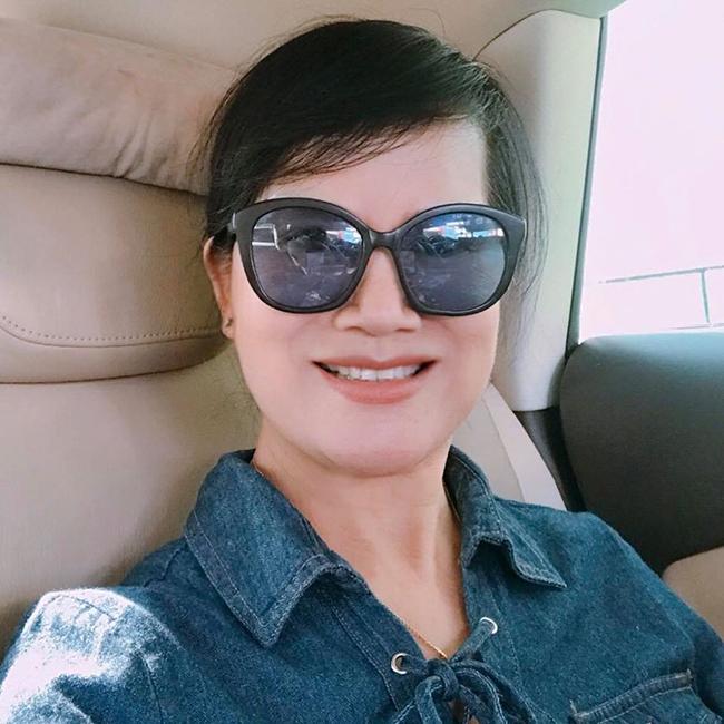 Mẹ Minh Hà chỉ hơn con rể - Lý Hải 10 tuổi.