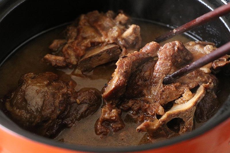 Không phải thịt heo hay thịt bò, đây mới là loại thịt ngon xuýt xoa vào mùa lạnh này - 4