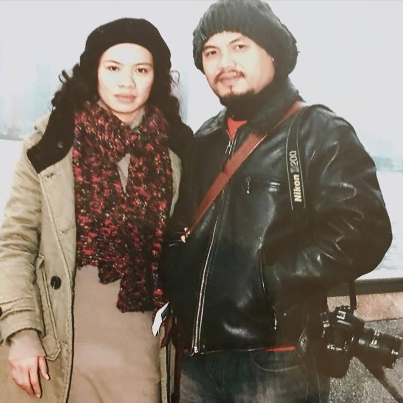 Xúc động với hình ảnh vợ con Trần Lập sau 3 năm nghệ sĩ qua đời - 1