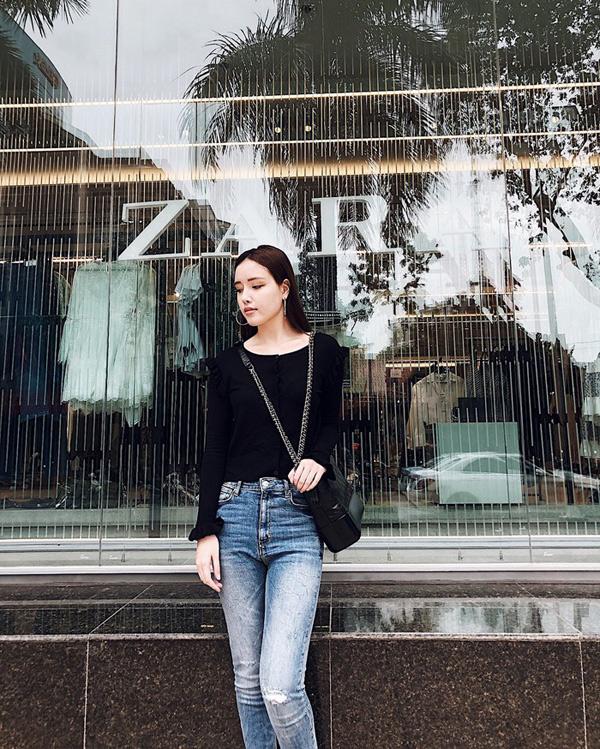 """Em gái xinh đẹp của Mai Phương Thúy có phải """"yêu nữ hàng hiệu"""" như chị? - 7"""