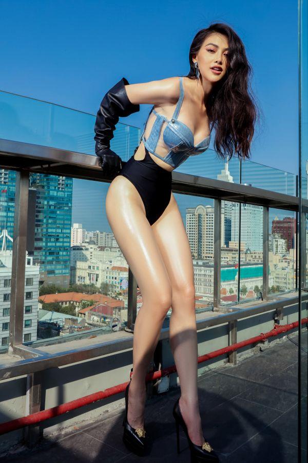 Kỳ Duyên cùng loạt hoa hậu, ai quyến rũ nhất khi diện bikini? - 3