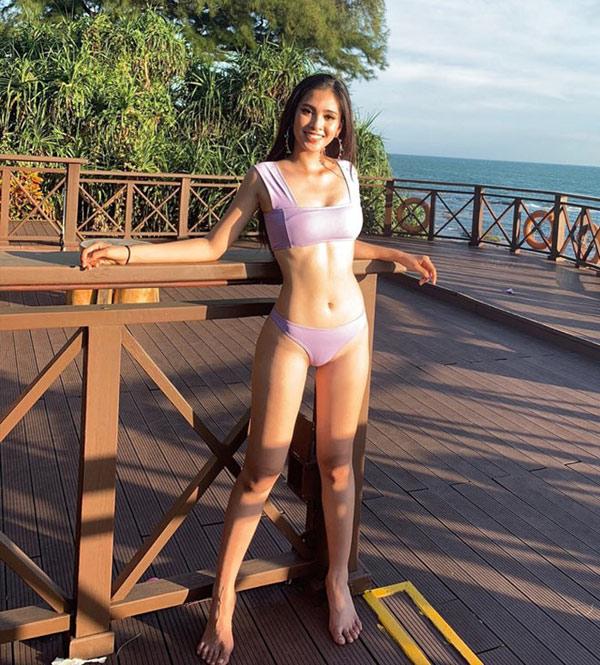Kỳ Duyên cùng loạt hoa hậu, ai quyến rũ nhất khi diện bikini? - 8