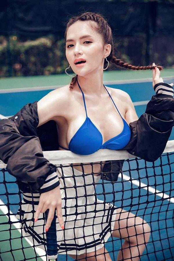 Kỳ Duyên cùng loạt hoa hậu, ai quyến rũ nhất khi diện bikini? - 9