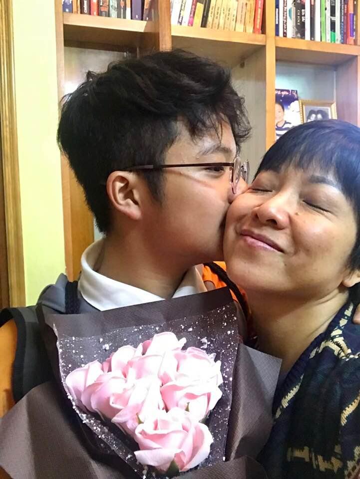 MC Thảo Vân chia sẻ chuyện trưởng thành của con trai sau 10 năm ly hôn Công Lý - 2