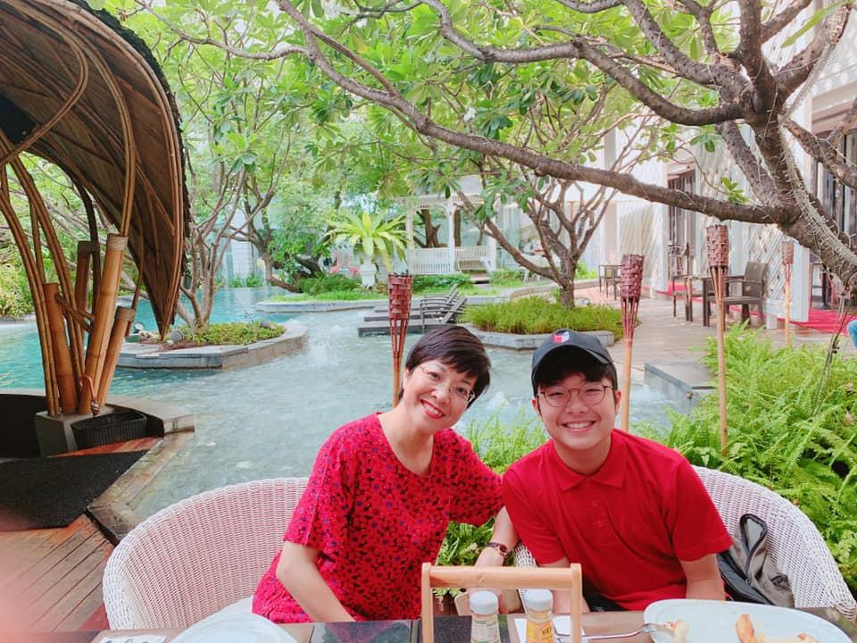 MC Thảo Vân chia sẻ chuyện trưởng thành của con trai sau 10 năm ly hôn Công Lý - 6