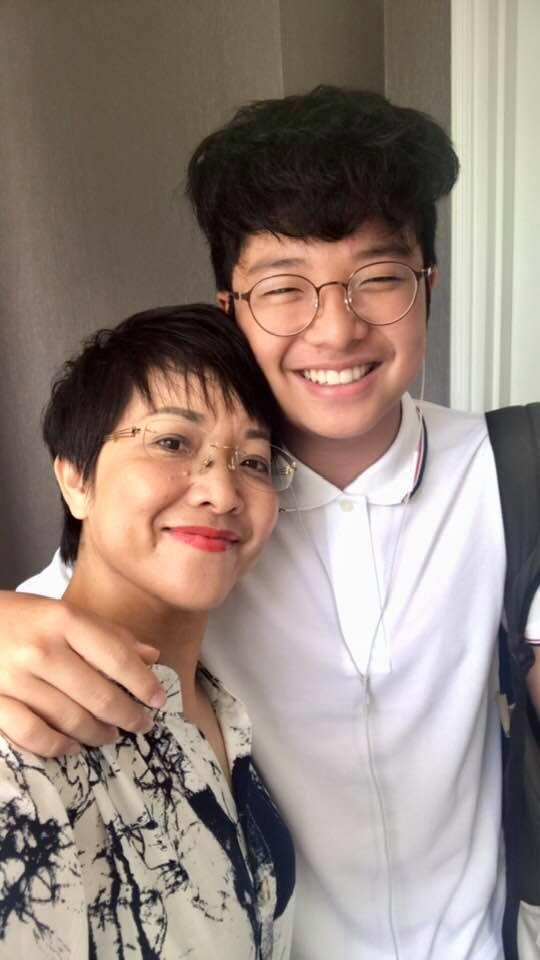MC Thảo Vân chia sẻ chuyện trưởng thành của con trai sau 10 năm ly hôn Công Lý - 4
