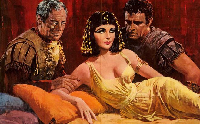 """Nữ hoàng Ai Cập ham sắc dục và độc chiêu khiến đàn ông """"say như điếu đổ"""" - 2"""