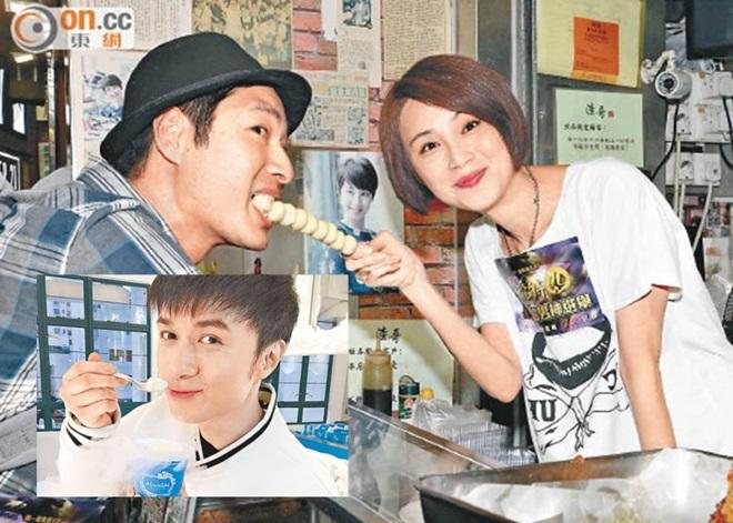 Lương bèo bọt như sao TVB: Đổ xô đi bán gà, bán cá viên chiên để mưu sinh - 3