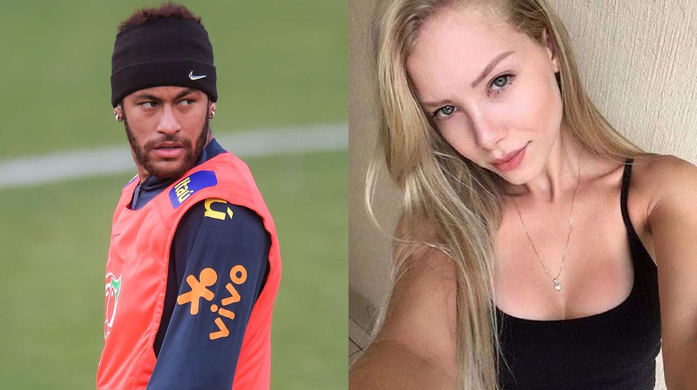 Mẫu nữ Brazil kém tên tuổi tố Neymar hãm hiếp là ai? - 1
