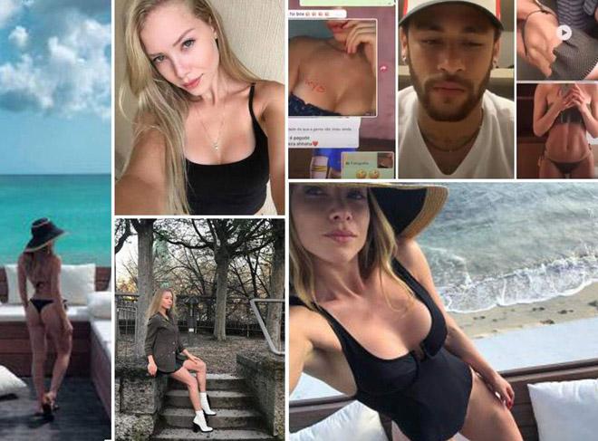 Mẫu nữ Brazil kém tên tuổi tố Neymar hãm hiếp là ai? - 2