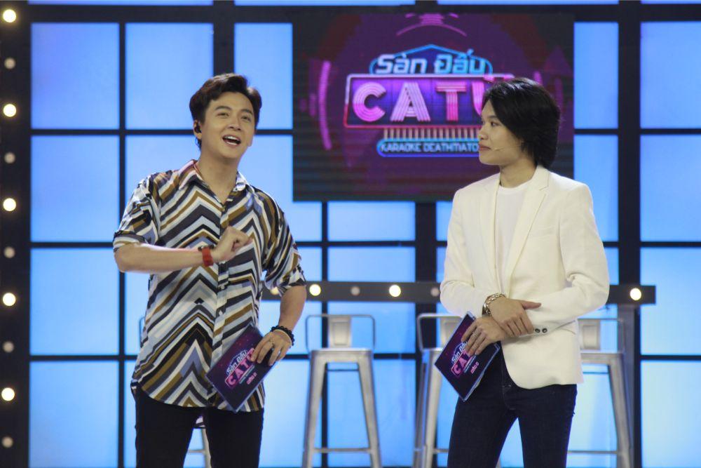 """Nhật Lê phản ứng """"gắt"""" trên truyền hình khi MC Sam thừa nhận thích Quang Hải - 2"""
