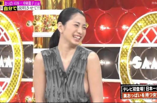 """Scandal hoa hậu Nhật, Anh: """"Thả rông vòng 1"""", """"mây mưa"""" trên truyền hình - 7"""