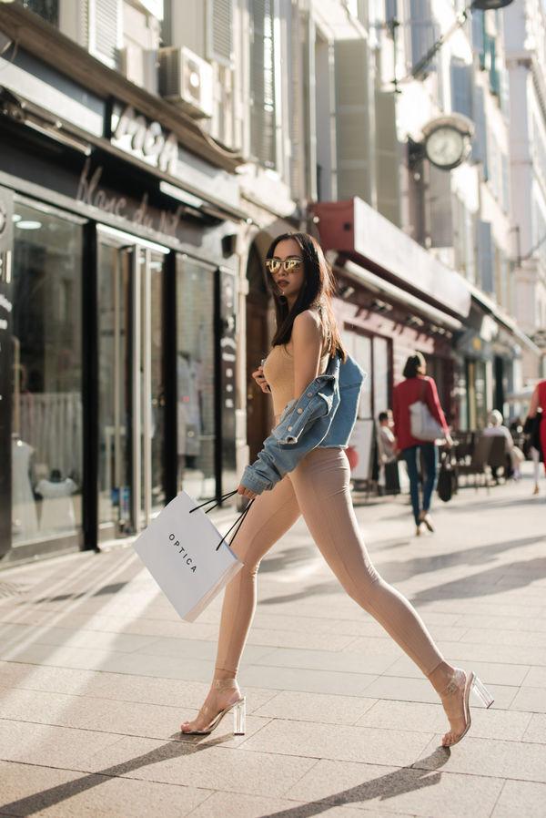 Hết hồn vì bộ đồ nude nhìn nhầm dễ hỏng mắt của người đẹp Việt - 7