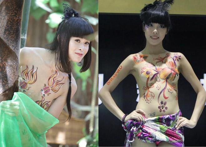 Thiếu nữ kể sự thật trần trụi về nghề người mẫu khỏa thân