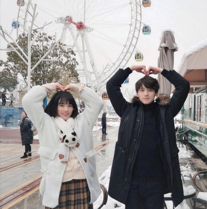 Cặp đôi nổi tiếng Trung Quốc bị fan quay lưng vì lộ nhan sắc thật - 6