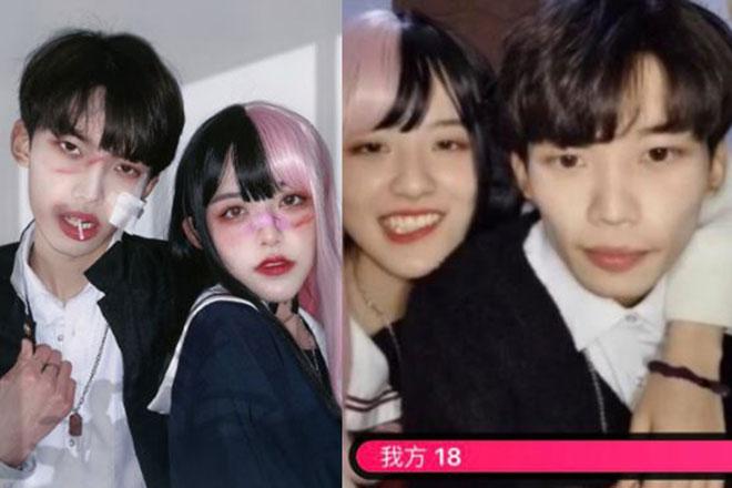 Cặp đôi nổi tiếng Trung Quốc bị fan quay lưng vì lộ nhan sắc thật - 8