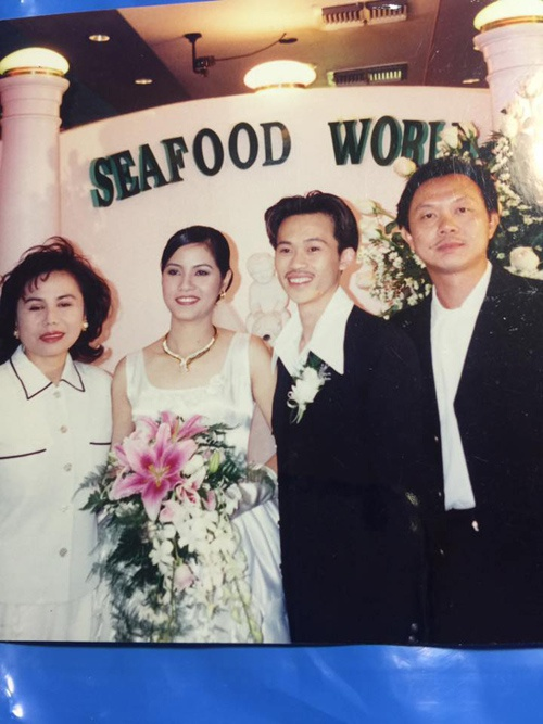 Hoài Linh lên tiếng về nghi ngờ giới tính, kể chuyện vợ cũ không thích trang điểm, phấn son - 2