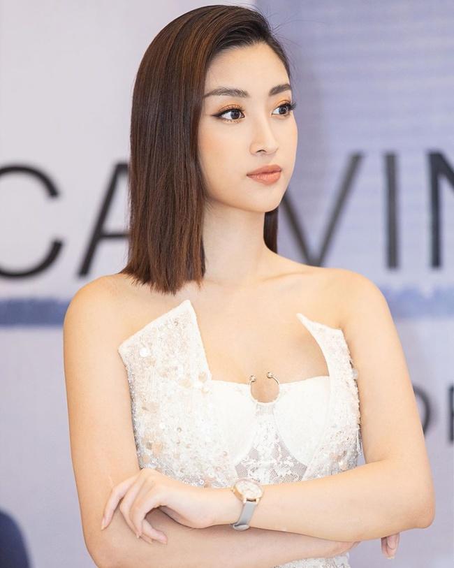 Xuất thân từ ngôi trường Đại học Ngoại thương, Hoa hậu Đỗ Mỹ Linh cũng từng được công chúng không tiếc lời khen ngợi khi có thành tích học tập tốt.