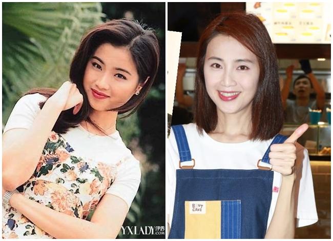 Nhan sắc của Hoa hậu Hong Kong 1994 không có nhiều thay đổi so với thời trẻ. Nhiều người nhận xét trông cô sắc sảo, mặn mà và quyến rũ hơn ở tuổi 47.