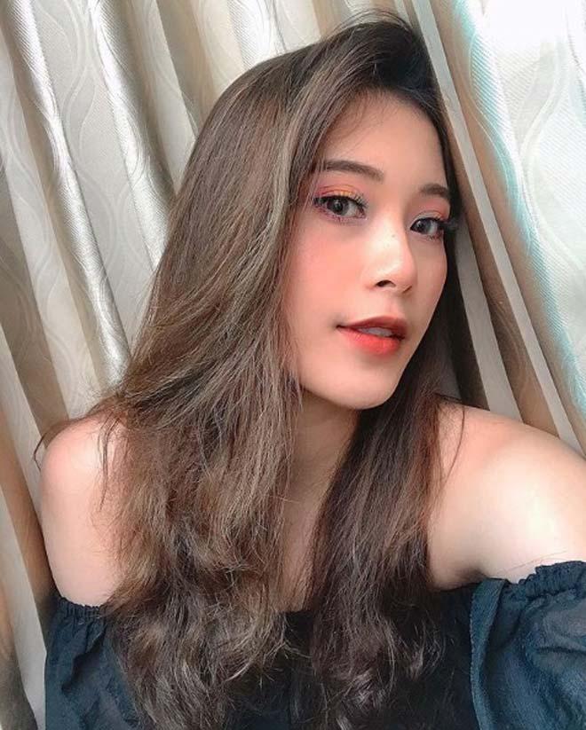 Hot girl bóng chuyền Việt Nam quyến rũ tuổi 18 khi diện áo trễ vai - 3