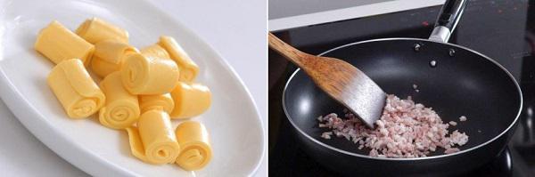 Ăn sáng ở nhà quá ngon với món bánh khoai tây viên phô mai thơm ngậy tự làm - 1