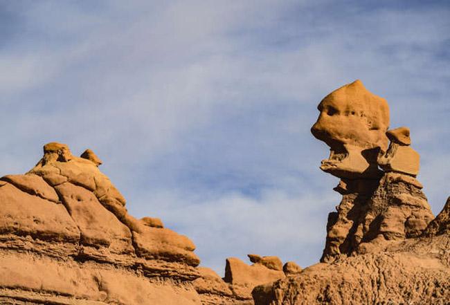 Thung lũng yêu tinh khiến du khách ngỡ lạc tới sao hỏa - 6