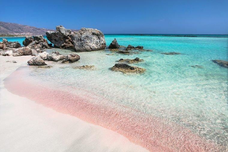 Những bãi biển màu hồng dành cho du khách ưa lãng mạn - 2
