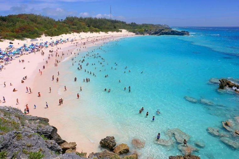 Những bãi biển màu hồng dành cho du khách ưa lãng mạn - 4